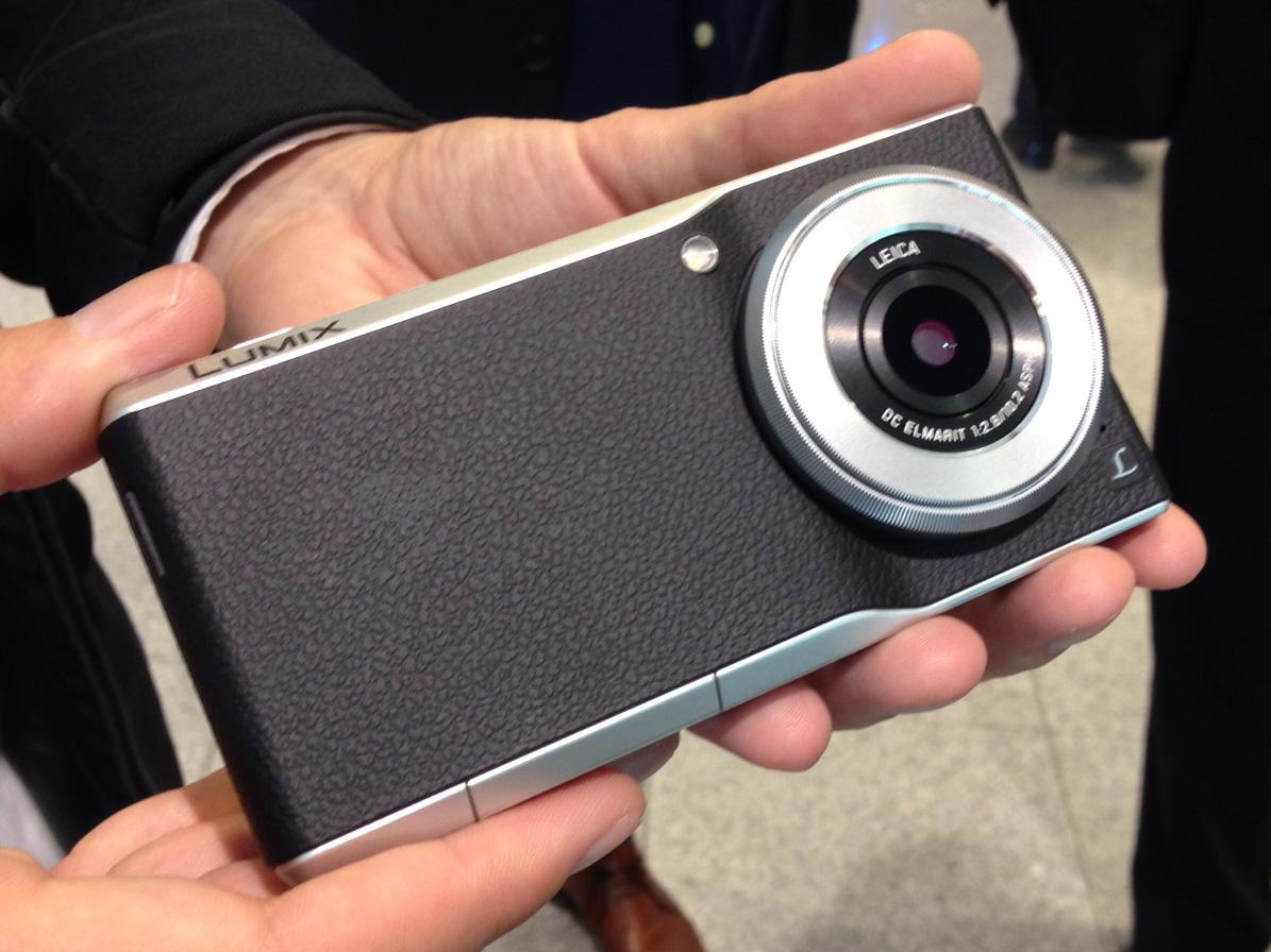 Panasonic giới thiệu CM10 ở Nhật: cấu hình tương đương Lumix CM1, dùng android 5.0 - 108406